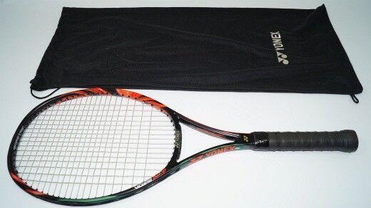 Yonex VCORE Duel G 100 Tennisschläger 280g racquet L2 Tour Kerber strung ezone