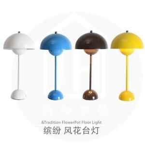 verner Details light modern table panton flowerpot replica vp1 lamp inspired about lamps desk CrdtsQBhx