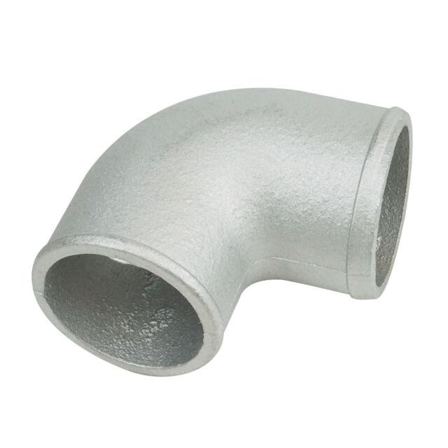 Proflow Cast Turbo Aluminium 90 Degree Elbow 2.00in.