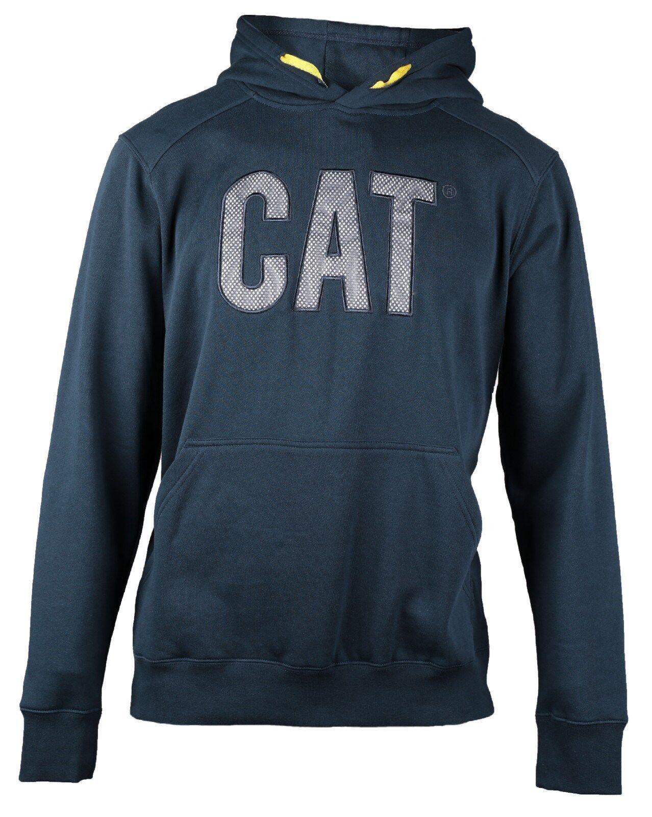 CAT Caterpillar Blitz Hoodie Herren langlebig Works Kapuzenpulli Pullover