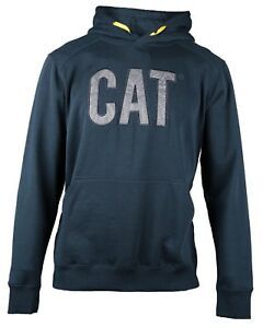 Sweater Hooded Durable Hoody Work Cat Mens Hoodie Caterpillar Flash Sweatshirt qwH1BTO