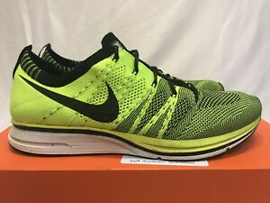 ebb6098c2f37 Image is loading Nike-Flyknit-Trainer-VOLT-Original-Color-way-Size-