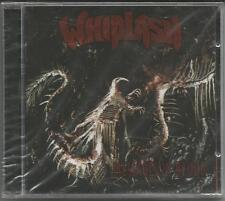 "WHIPLASH ""Messages in Blood"" CD 1999 Displeased Records,D 00067 - NEU/OVP/Sealed"