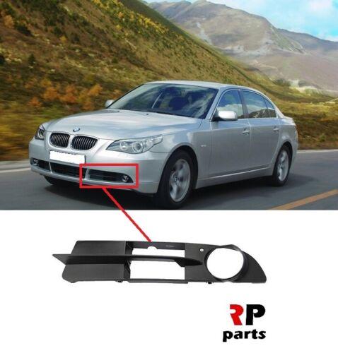 Per BMW E60 E61 03-06 Paraurti Anteriore MESH GRILL TRIM COPERTURA Faro Antinebbia Sinistro N//S