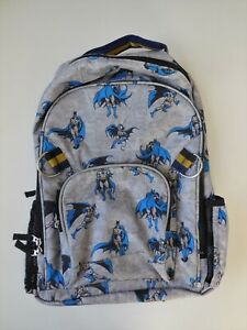 Pottery Barn Batman Back Pack Backpack School Bag Nwot New