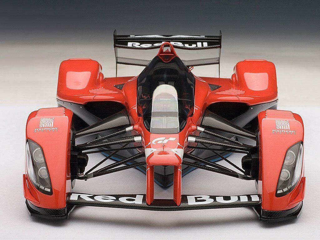 Autoart rosso BULL X2010 rosso Coloree 1 18 Scale. New   Best price