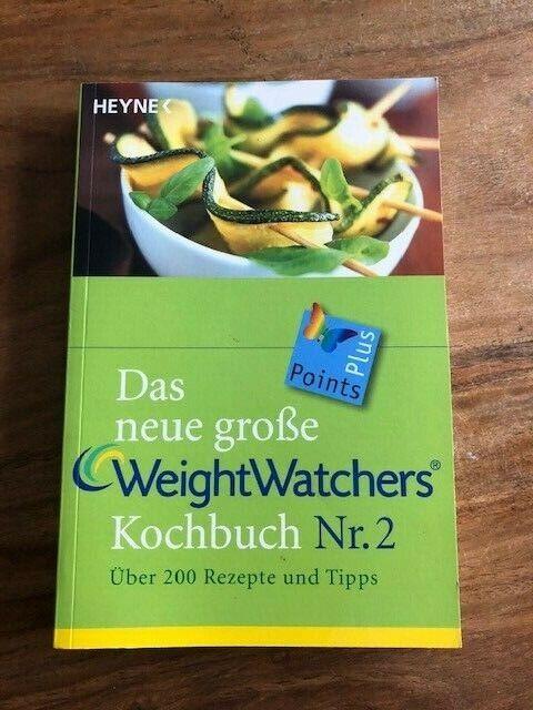 Weight Watchers Kochbuch Nr.2 * neuwertig *