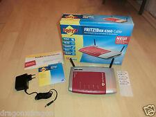 AVM FRITZBox 6360 Cable / Kabel Deutschland WLAN Router in OVP, nur für Bastler
