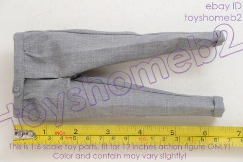 1:6 scale BLACK HOLE 1942 WWII German Fashion Set PANTS #01