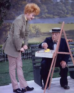 Lucille-Ball-034-I-Love-Lucy-034-5x7-Television-Memorabilia-Buster-Keaton