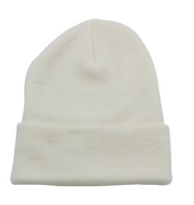 6 Pack Cuff Beanie Plain Knit Hat Winter Cap Skully Ski Unisex Black ... 1a51e69a32e