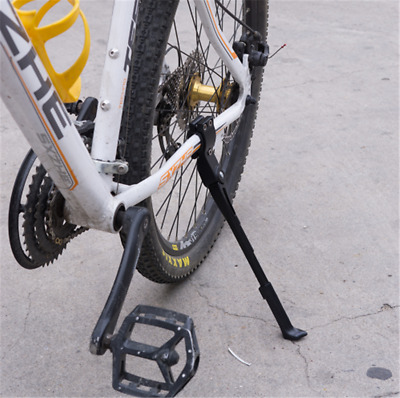 Details about  /ZTTO Heavy Duty Bicycle Bike Adjustable Side Kick Stand Cycling Support holder