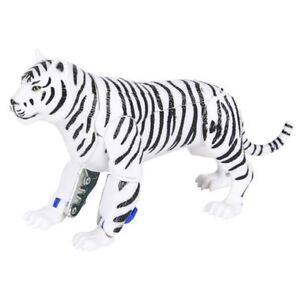 4-034-WHITE-TIGER-ANIMAL-ROBOT-FIGURE-TRANSFORMER-DISTORTION-TOY-ROBOTS-IN-DISGUISE