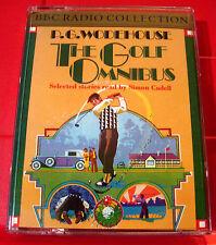 P.G.Wodehouse The Golf Omnibus BBC 2-Tape Audio Simon Cadell Heart Of A Goof+5