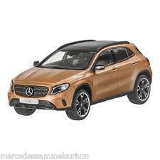 Mercedes Benz X 156 GLA Facelift 2017 Braun 1:43 Neu OVP