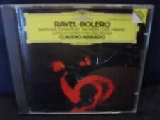 Ravel – Bolero / Rapsodie Espagnole etc. –London Symphony Orchestra / Abbado