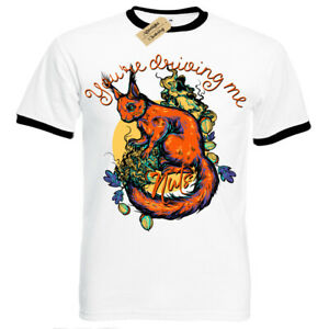 You-039-re-driving-me-nuts-T-Shirt-Squirrel-Mens-RInger