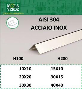 PROFILO-ANGOLARE-IN-ACCIAIO-INOX-AISI-304-H-100-200-IN-VARIE-MISURE