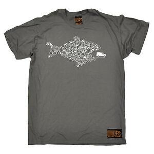 Eco-Fish-Bike-Environmental-T-SHIRT-tee-cycling-jersey-funny-birthday-gift-123t