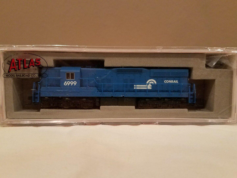Atlas N Scale  53607 SD-7 Conrail  6999 nuevo Dcc Listo