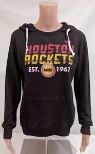 5cc025980b5 LZ Women s Small ADIDAS Climalite Houston Rockets Hoodie Sweatshirt ...