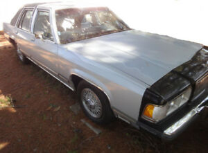 1989 Mercury Grand Marquis - Fully Loaded