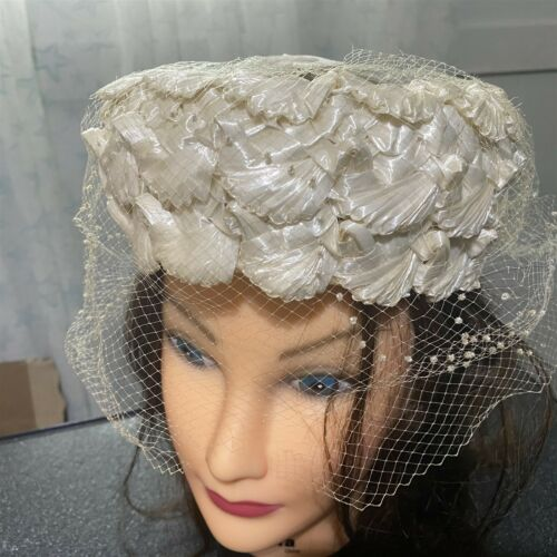 Vintage Best & Co Fifth Ave New York Ladies Hat Iv