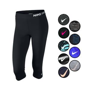 Capris Pro Leggings Fit Tight Crop Dri Compression Nike Women's Bn5zdwxZnv