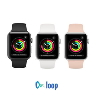 Apple Watch Series 3 Aluminum - 38mm/42mm - All Colors