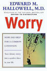 Worry by Hallowell (Paperback, 1999)