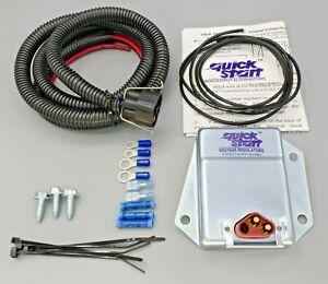 details about dodge chrysler jeep, heavy duty external voltage regulator kit (no frm)  external voltage regulator wiring chrysler #12