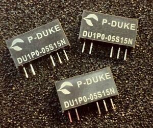 10pcs-x-DU1P0-05S15N-P-DUKE-DC-DC-CONVERTER