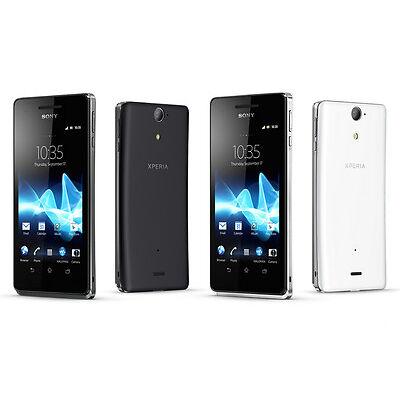 New Original Unlocked Sony Xperia V LT25i 8GB Android Smartphone 13MP White
