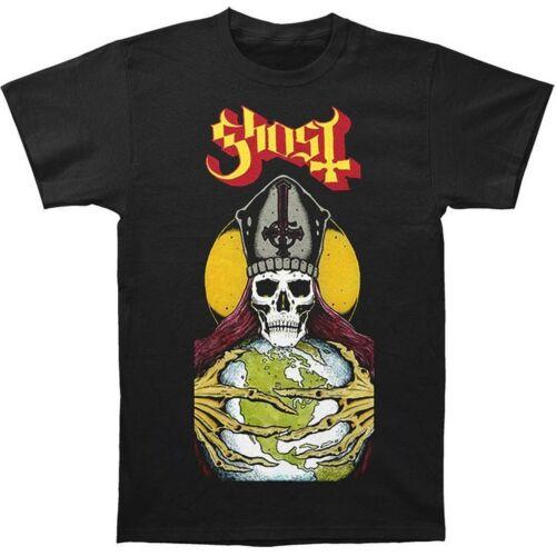 New Ghost Band Blood Ceremony Jumbo Print Black Shirt badhabitmerch SML-2XL