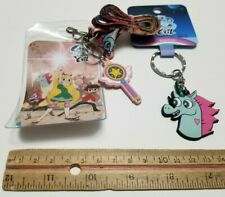 The Forces of Evil Pony Head Keychain Star vs