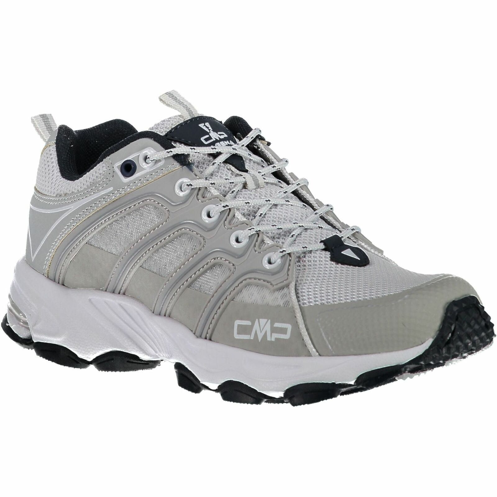 CMP shoes agena wmn trail shoe grey lightweight plain  mesh  amazing colorways