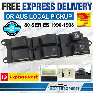 Main-Master-Power-Window-Switch-for-TOYOTA-80-Series-LandCruiser-1990-1998