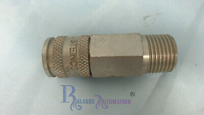 Nw7.8 Female Air Couple Coupling Efficient Steinco Serie 125 Business & Industrial