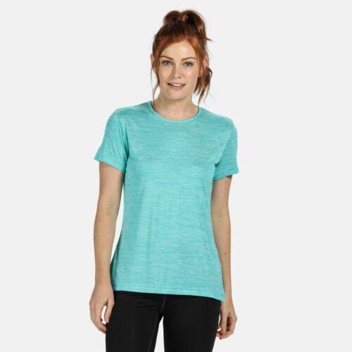 Professional Women/'s Antwerp Marl T-Shirt Blue