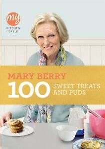 My Kitchen Table: 100 Sweet Treats and Puds by Berry, Mary Book The Cheap Fast