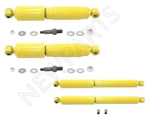 For Chevrolet GMC Front /& Rear Left /& Right Shock Absorbers Monroe KIT