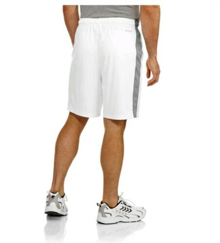 Russell Mens Stretch Performance Shorts Basketball Running Practice 2XL 44-46