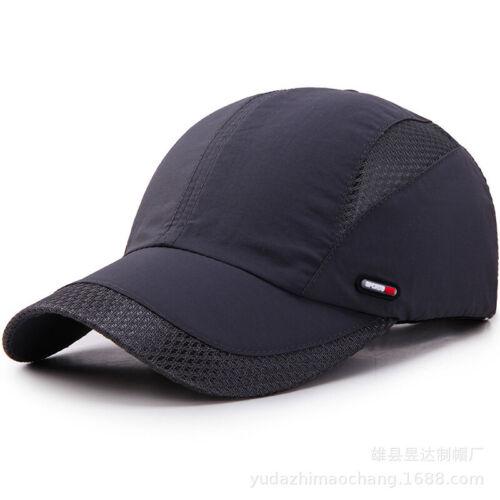 Herren Damen Sportcap Golfcap Trucker Mesh Baseball Sommerhut Sommer Kappe Mütze