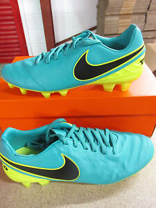 Image is loading nike-tiempo-legacy-II-FG-mens-football-boots-