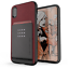 thumbnail 15 - For iPhone X / iPhone XS Case | Ghostek EXEC Card Holder Wallet Built-In Magnet