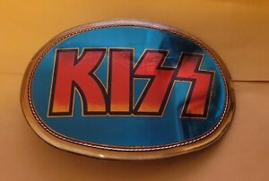 KISS-OFFICIALLY-LICENSED-PACIFICA-LOGO-BELT-BUCKLE-AUCOIN-1977