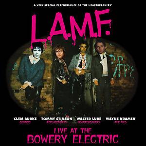 LURE-BURKE-STINSON-amp-KRAMER-L-A-M-F-Live-at-the-Bowery-ltd-coloured-LP-Thunders