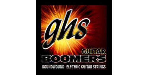 Einzelsaite GHS Boomers Plain Single String .018