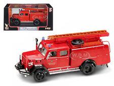 1964 MAGIRUS DEUTZ 150 D 10 F TLF16 FIRE ENGINE 1/43 MODEL ROAD SIGNATURE 43015