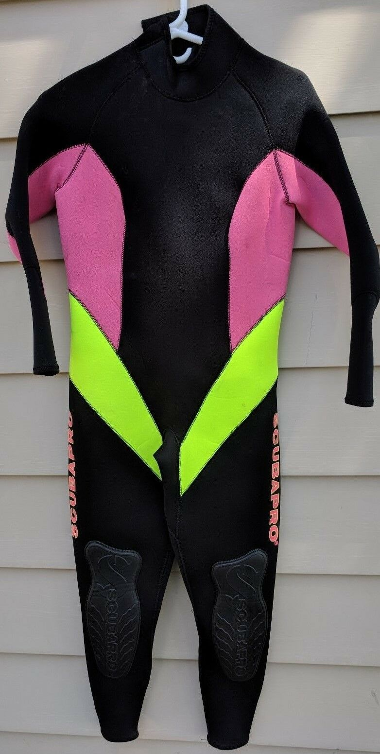 Scubapro Scuba Diving 3mm  Women's Wetsuit - Size 10